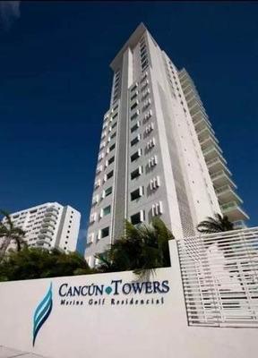 Renta De Departamento En Cancún Towers