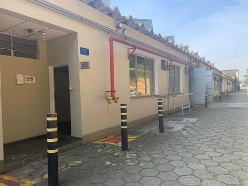 Galpão Para Alugar, 276 M² Por R$ 6.000,00/mês - Vila Padre Anchieta - Diadema/sp - Ga0464