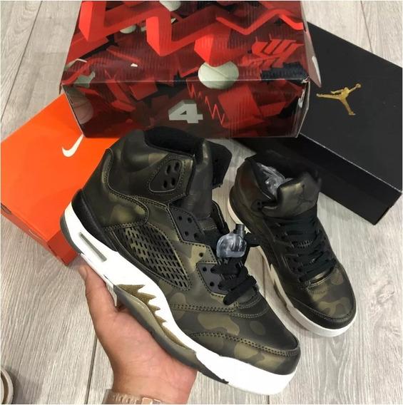 Tenis Nike Jordan Retro 5