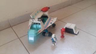 Nave Espacial - Playmobil - Brinquedos Anos 80