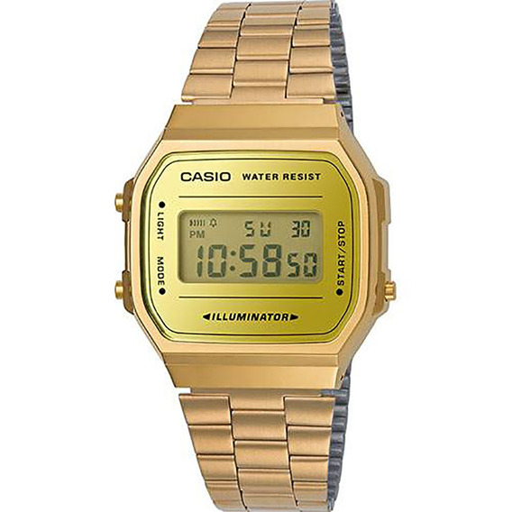 Relógio Casio Vintage Unissex A168wegm-9df
