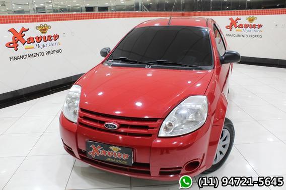 Ford Ka 1.0 Flex 2p 2011 Vermelho Financiamento Próprio 9074