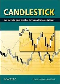Livro: Candlestick Um Método Para Ampliar Lucros Na Bolsa
