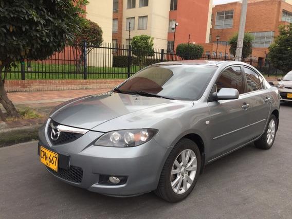 Mazda 3 Sedan Mecánico 2007