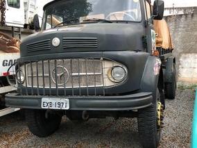Mercedes-benz Mb 1113 6x6 Exercito