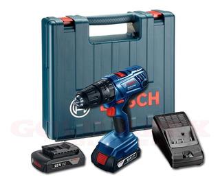 Taladro Atornillador Percutor A Bateria Bosch 18v Gsb180-li