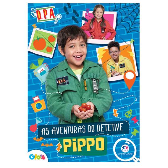 Livro Infantil - Detetives Do Prédio Azul - As Aventuras Do