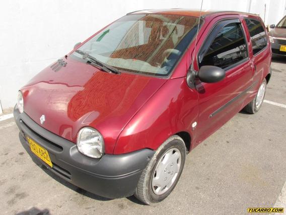 Renault Twingo 1.2 Mt Aa 16v