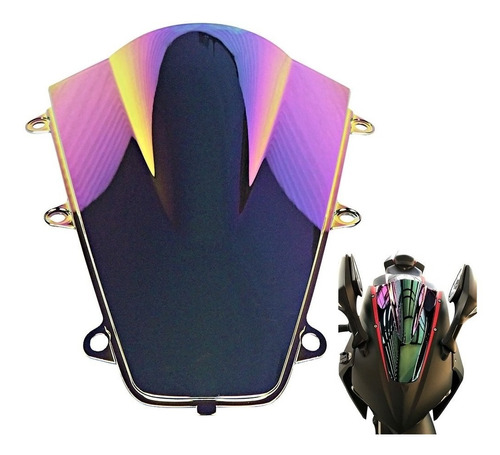 Bolha Iridium Honda Cbr 1000rr  1000 Rr 2018 2019