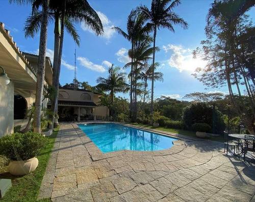 Imagem 1 de 14 de Casa Com 5 Dormitórios Para Alugar, 900 M² Por R$ 28.000/mês - Vilarejo - Carapicuíba/sp - Ca0676