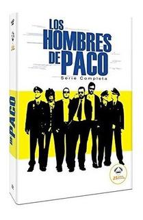 Los Hombres De Paco - Completa - Dvd
