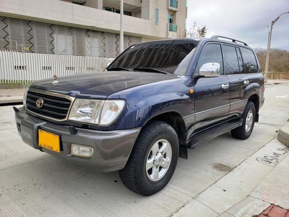 Toyota Land Cruiser Vxr Imperial Mecanico 4x4 Modelo 2001