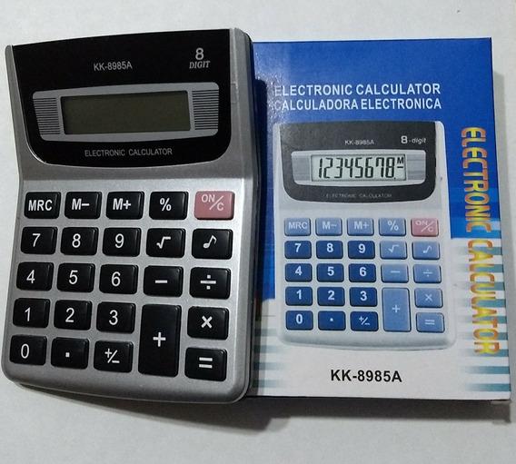 Calculadora De Escritorio Kenko Chica.