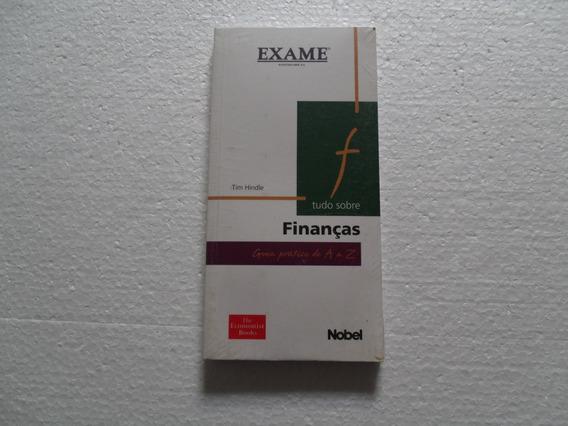 Exame / Tudo Sobre Finanças - Livro (novo Lacrado)
