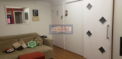 Apartamento 3 Dormitórios 1 Suíte 1 Vaga Condomínio Bem Querer Vila Endres - Ai18264