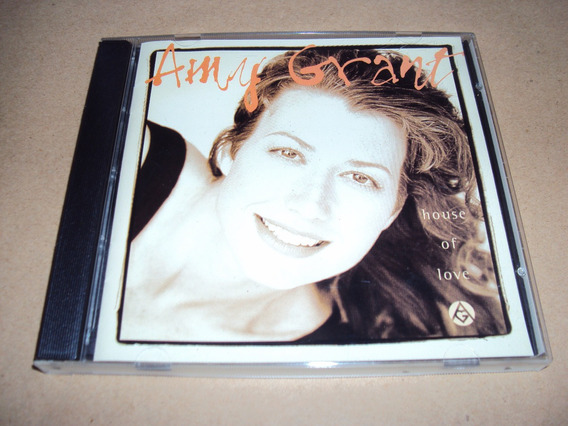 Amy Grant - House Of Love - Cd Made In Uk 1994
