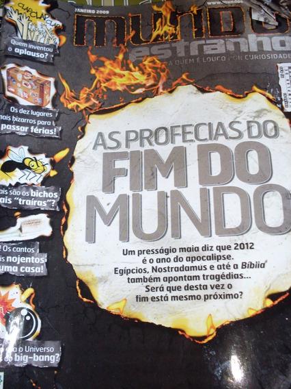 Revista Mundo Estranho Nº 83 - Janeiro/2009