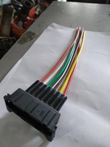 Imagen 1 de 6 de Ficha Conector Módulo Encendido Ford V.w