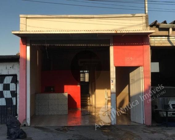 Salão Comercial Para Alugar No Anhanguera, Osasco - Sl00036 - 33881781