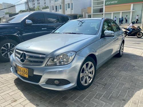 Mercedes-benz Clase C 2013 1.6 Cgi Blueefficiency