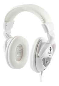 5 Un Fone De Ouvido Dj - Fone Branco Fone Dj 2338b