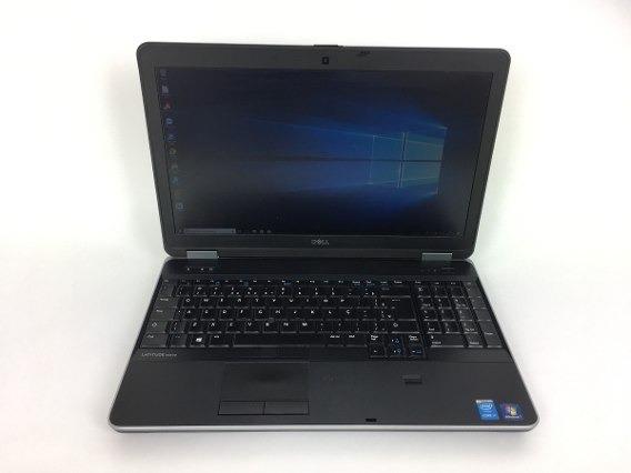 Notebook Usado Latitude E6540 I5-4310 4gb Hd 500gb + Brinde