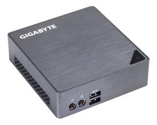 Brix Gigabyte (mini Computadora) Intel I3 (gb-bsi3h-6100)