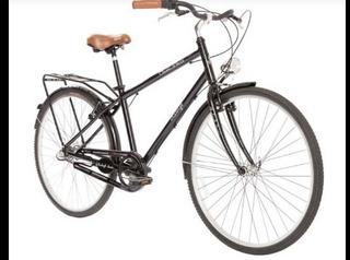 Bicicleta Raleigh Clásica Deluxe.tres Velocidades.