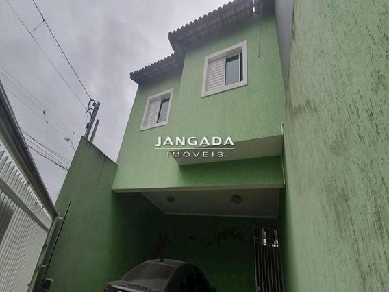 Casa Com 03 Dormitorios E 02 Vagas De Garagem No Veloso - 11370l