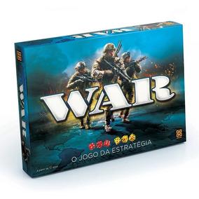 Jogo War Clássico Grow