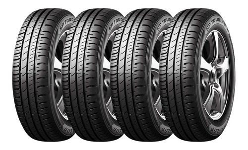 Kit 4 Neumáticos 175 65 R15 Dunlop Sp Touring Fit Clío Sedán