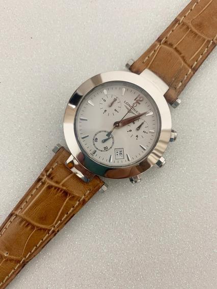 Relógio Longines - Dolce Vita Chronograph - L5.677.4 Quartz