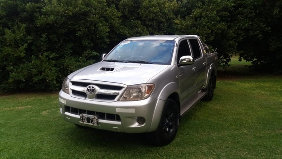 Toyota Hilux 3.0 D/cab 4x4 Srv