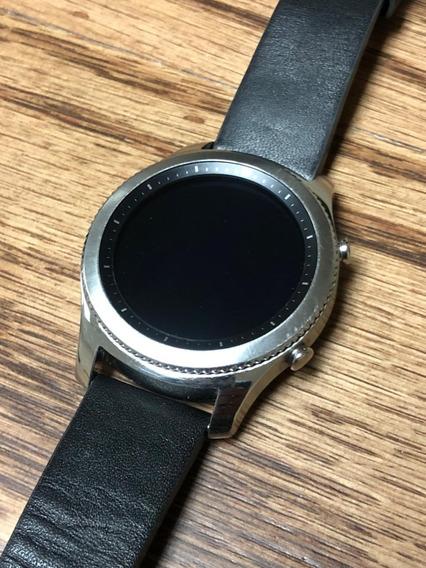 Samsung Gear S3 Classic Smartwatch Acero Inoxidable