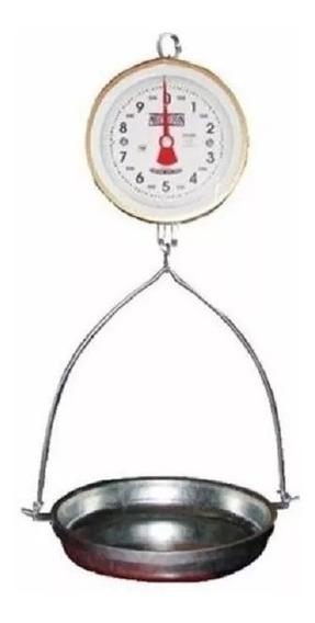 Bascula De Reloj Colgante 10 Kg C/charola - Nuevo Leon
