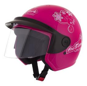 Capacete Moto Feminino Liberty 3 For Girls Pro Tork