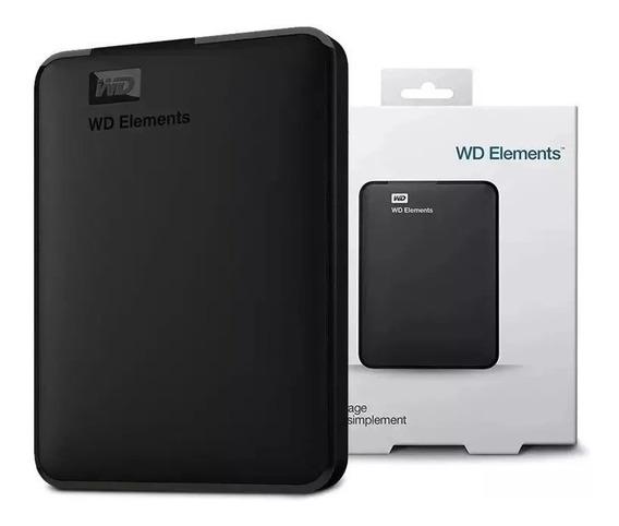 Disco Rigido Externo Wd 2tb Usb 3.0 Western Digital
