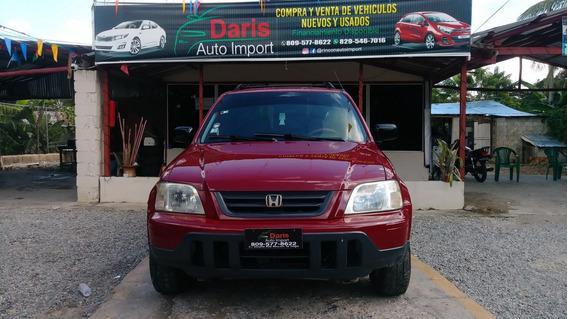 Honda Cr-v, 1997, 4x4