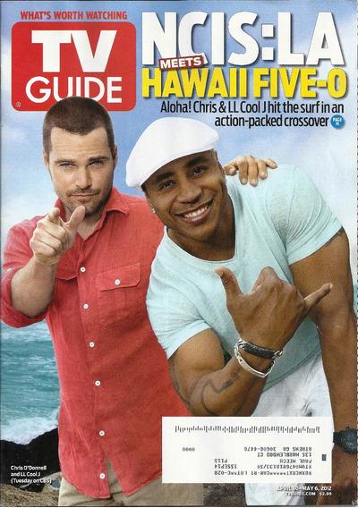 Tv Guide: Chris Odonnell & Ll Cool J / James Denton / Behrs