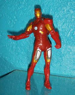 Iron Man 16cm Star-wars Masnk He-man Gi-joe Thundercats Tmnt