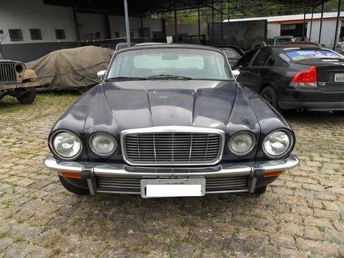 Jaguar Xj 12 - 1974 - Somente Venda