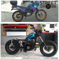 Honda Bobber 350cc