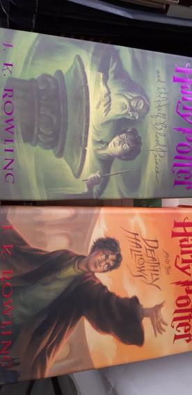 Livros Harry Potter 2 Em 1 Ramon