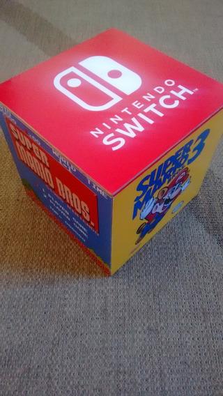 Case Nintendo Switch Organizador Case Nintendo