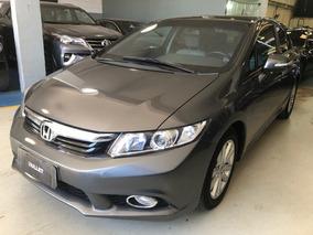 Honda Civic Lx-r 2.0 Flex Aut Blindado Niii-a