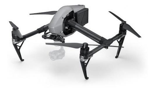 Drone Dji Inspire 2 (grátis Cartão Sd 64gb)