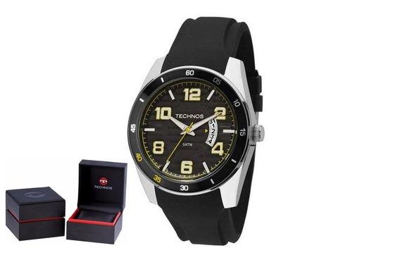 Relógio Technos Racer Masculino - 2115ksr/8y Original + Nf