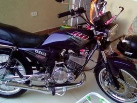 Yamaha Rd135 98 Roxa