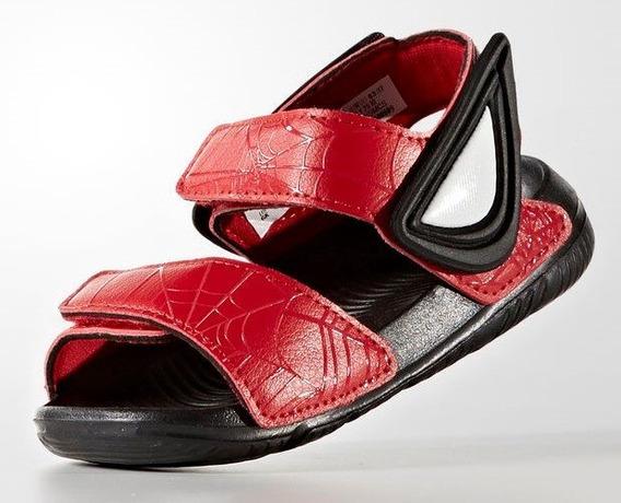 Sandália adidas Spider Man Bebê Altaswim I Original