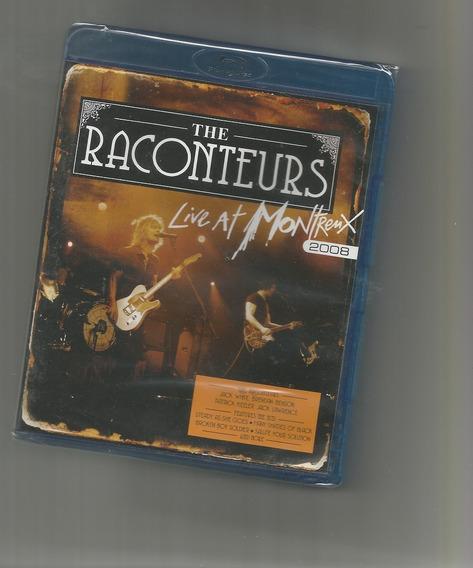Blu-ray The Raconteurs Live At Montreux 2008 Lacrado